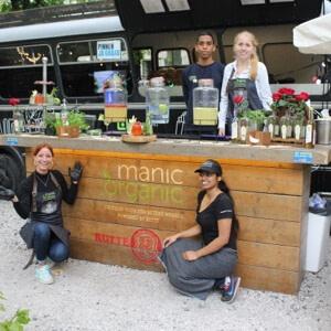 bartender ManicOrganic